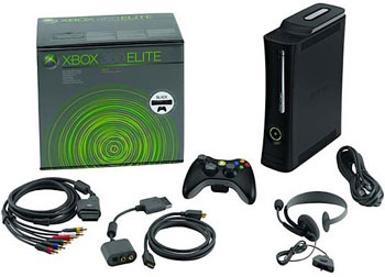 xbox 360 elite