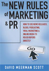 New rules of marketing book