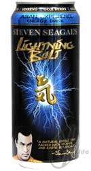 Steven Seagal's Energy Drink