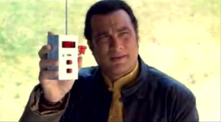 Steven Seagal Orange Ad
