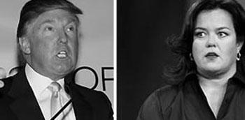 Trump vs O Donnell
