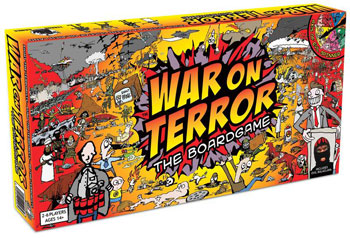 war on terror boardgame